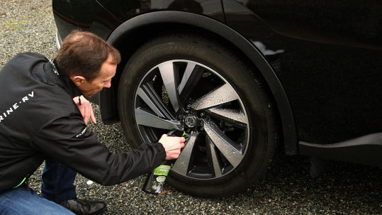 Silverwax Wheel and Tire Cleaner
