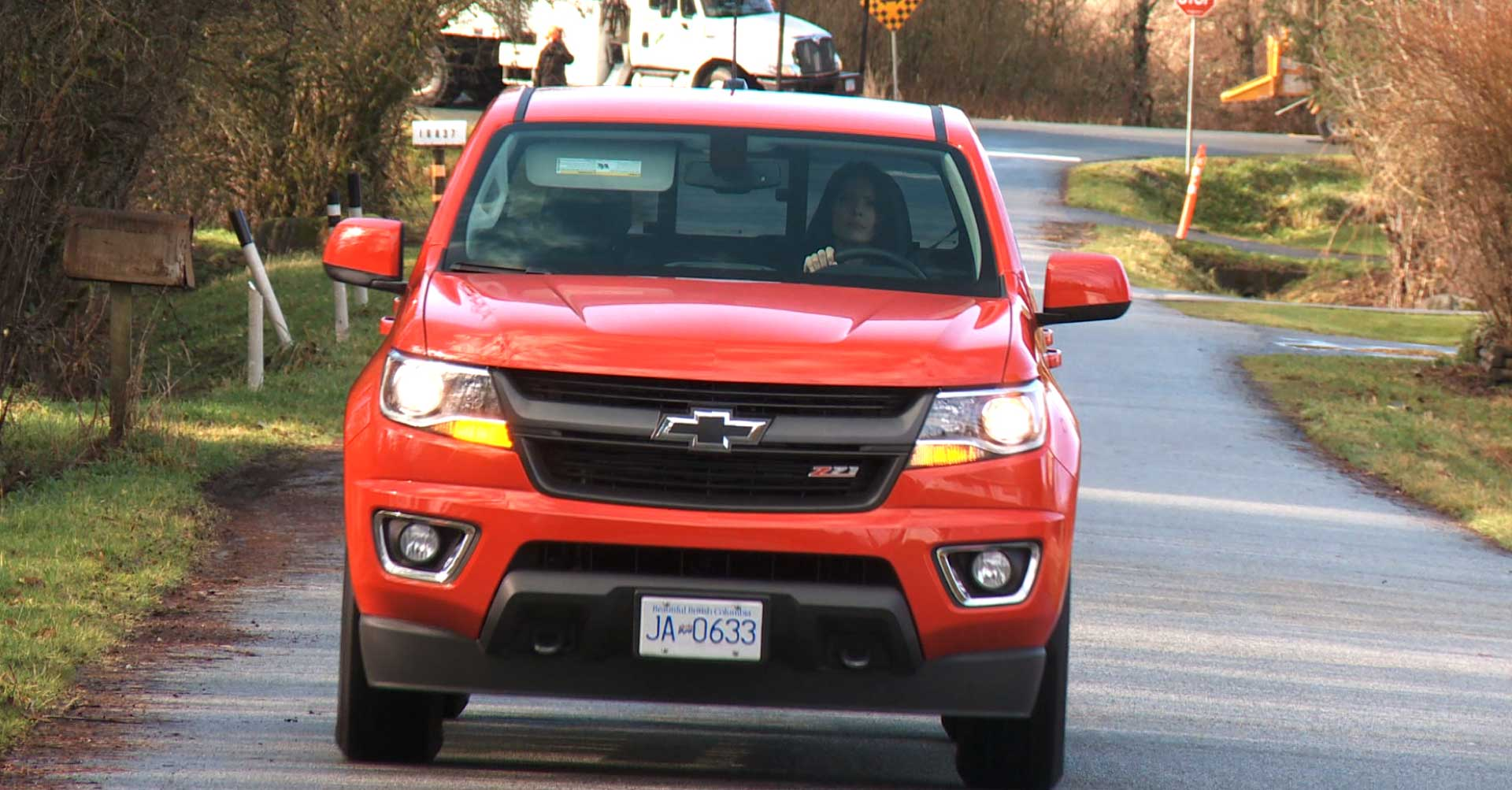 2016 chevrolet colorado canadian car reviews driving. Black Bedroom Furniture Sets. Home Design Ideas