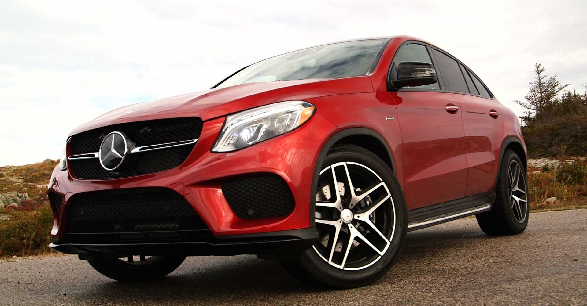 2016 mercedes benz gle coupe canadian car reviews for Mercedes benz gle review