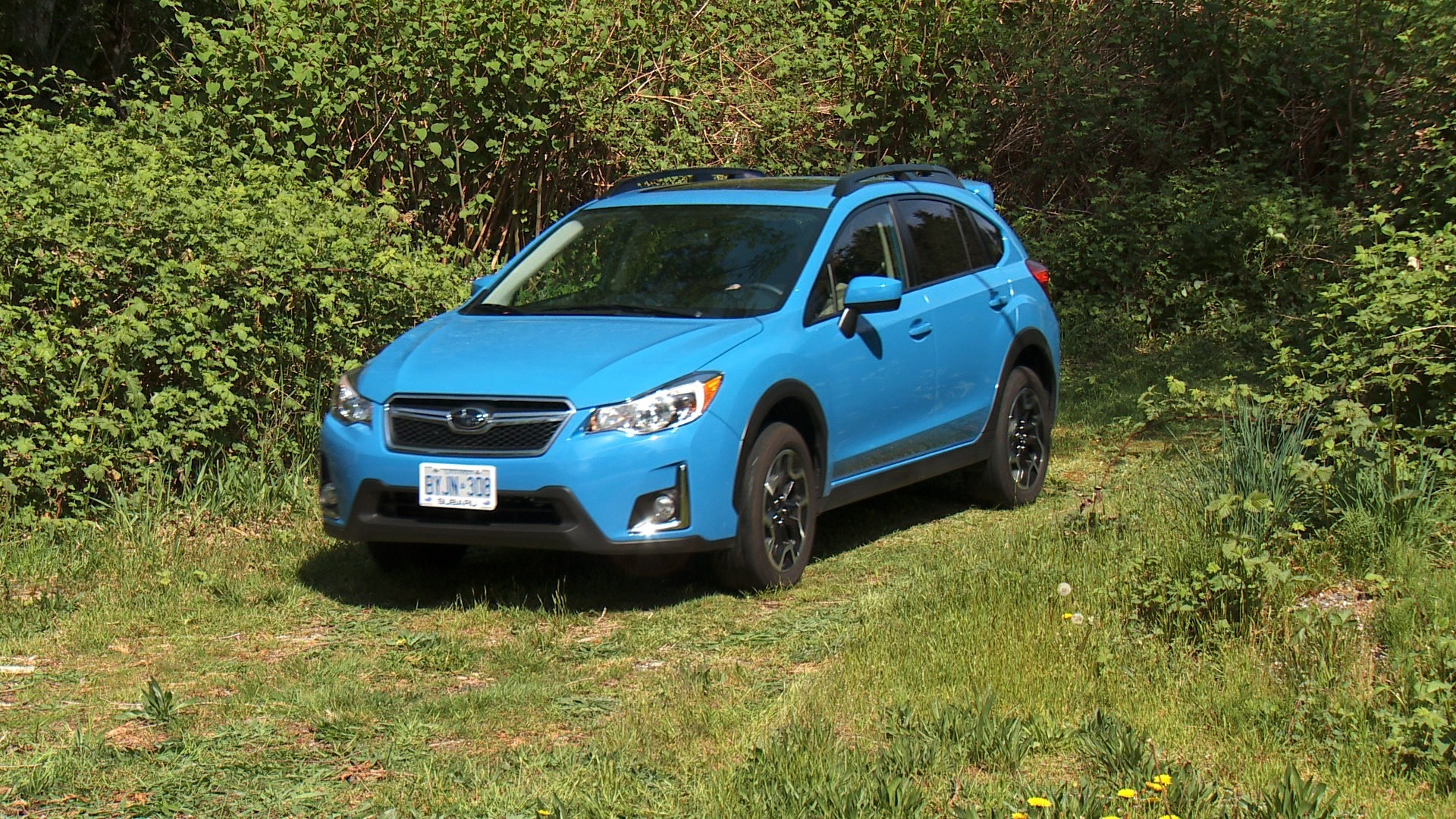 2016 subaru crosstrek canadian car reviews driving television. Black Bedroom Furniture Sets. Home Design Ideas