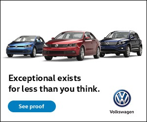 Exceptional exists for less than you think VW Jetta