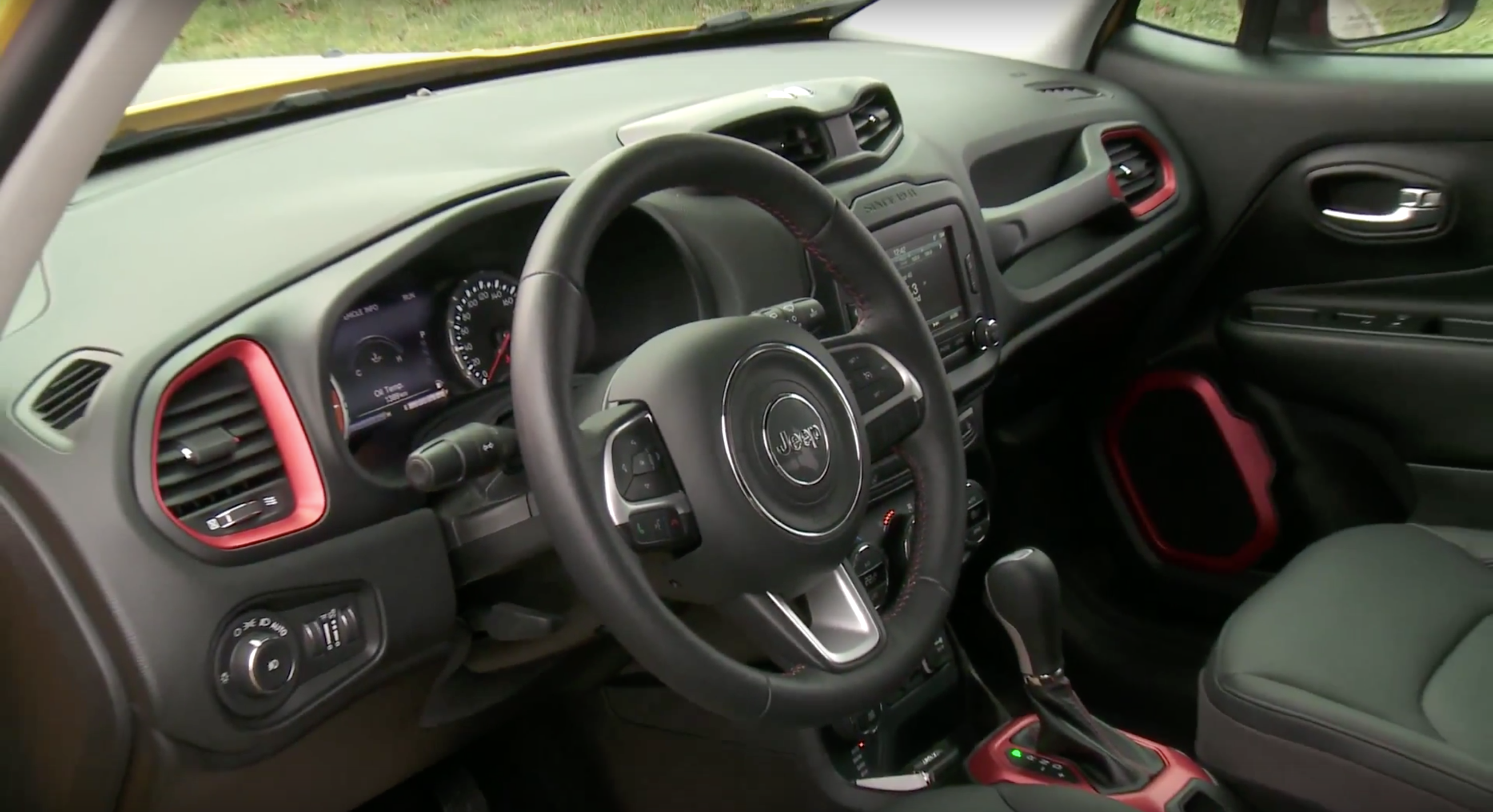 2016 Chrysler Interiors