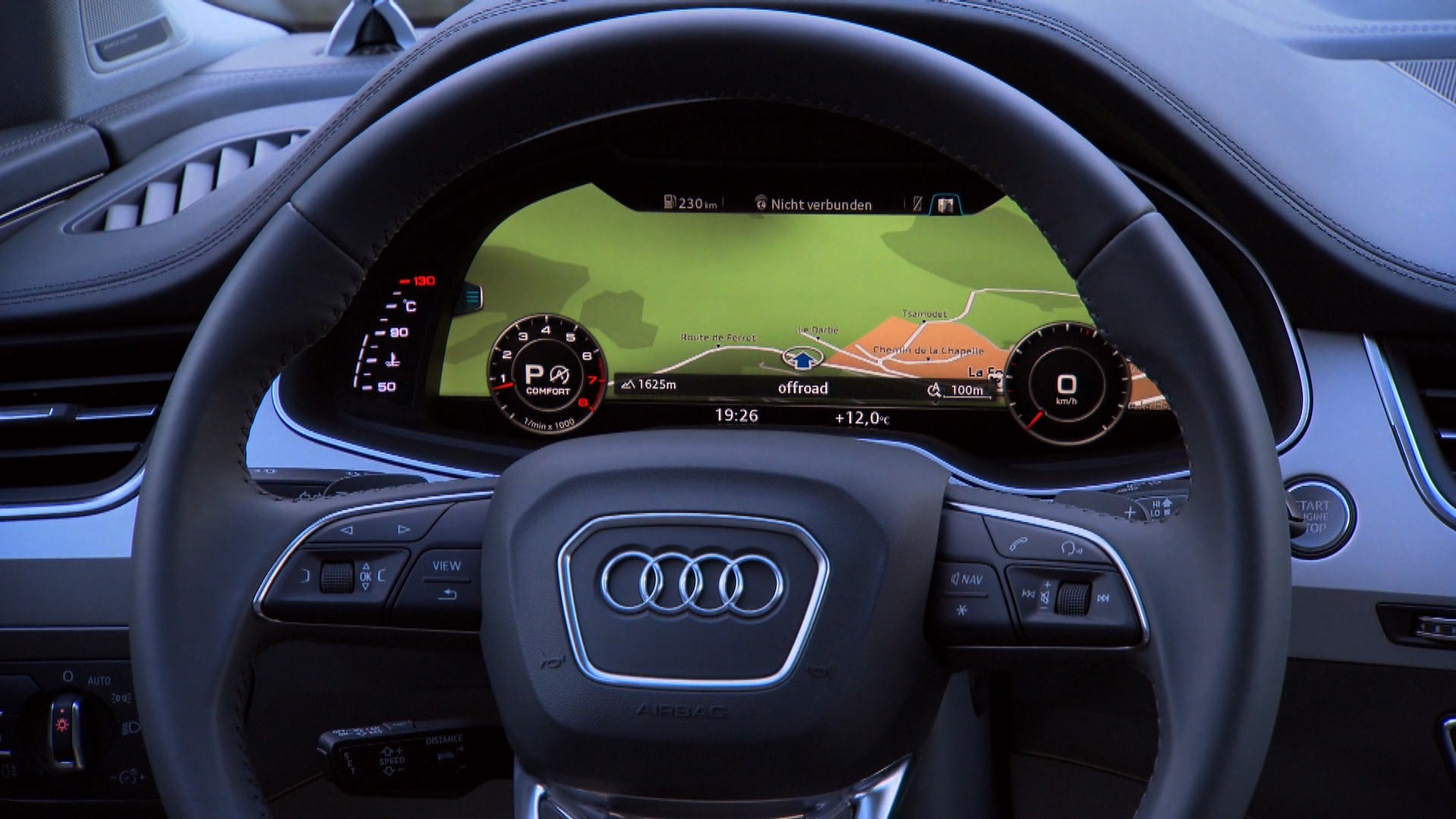 2017 audi q7 canadian car reviews driving television. Black Bedroom Furniture Sets. Home Design Ideas