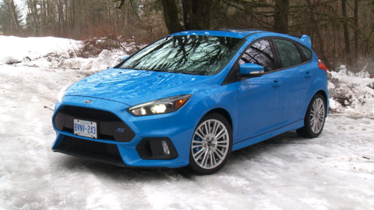 New Car Reviews Ford Focus RS
