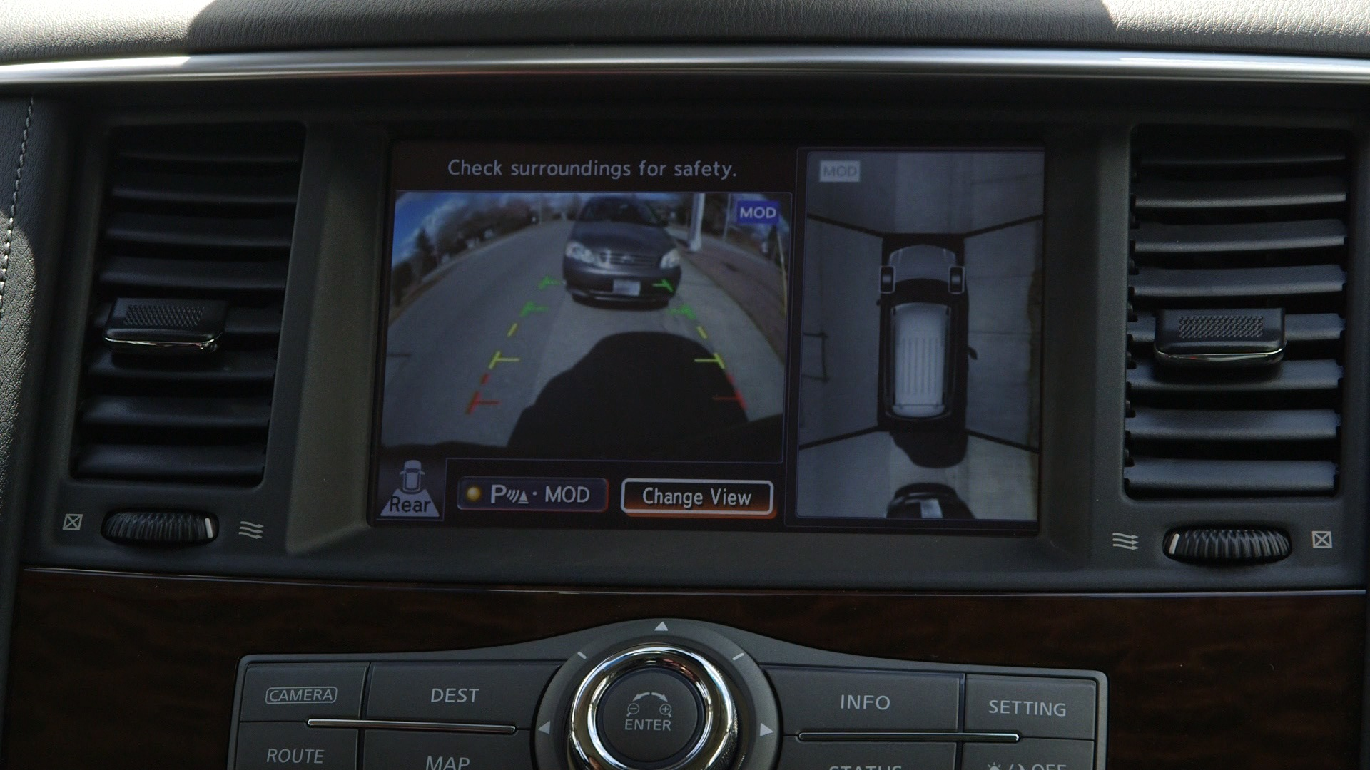 Driving Innovation: Around View Monitoring