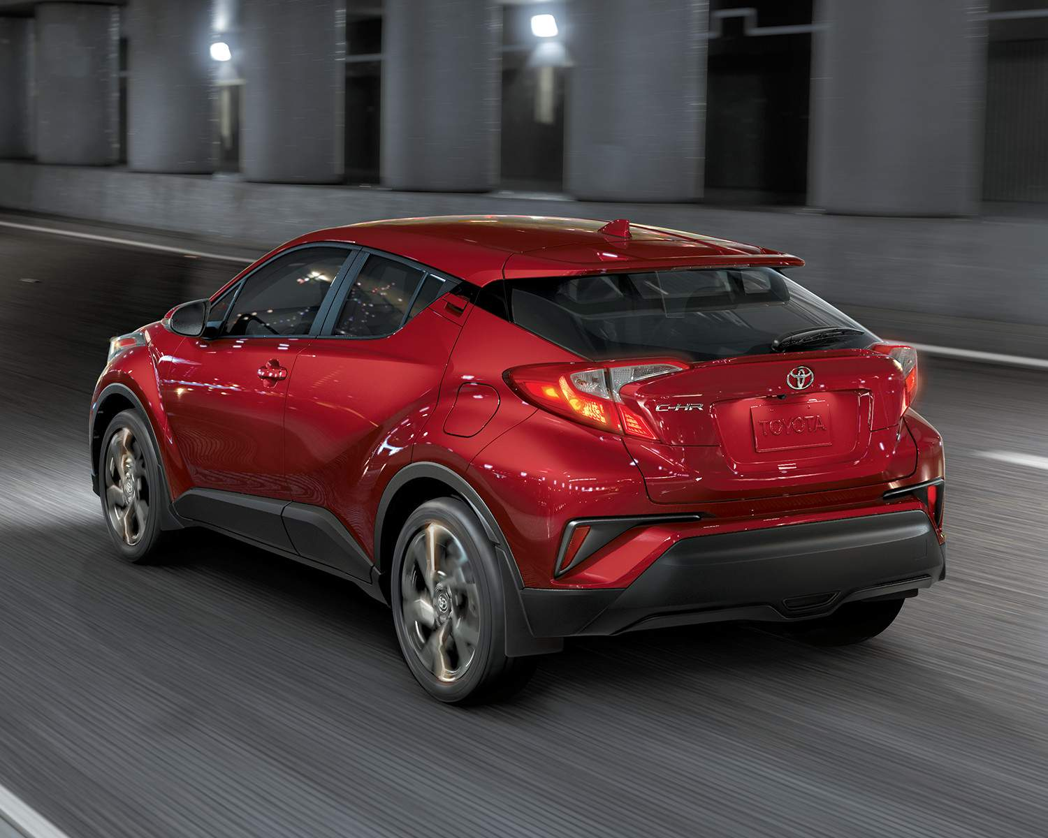 toyota chr 2018 more thoughts canadian car reviews driving television. Black Bedroom Furniture Sets. Home Design Ideas