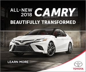 Camry Launch 2018