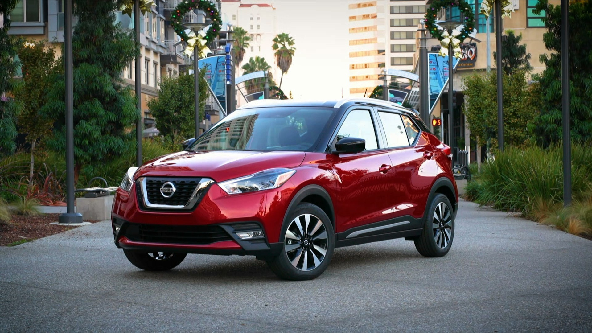 Driving Innovation – 2018 Nissan Kicks