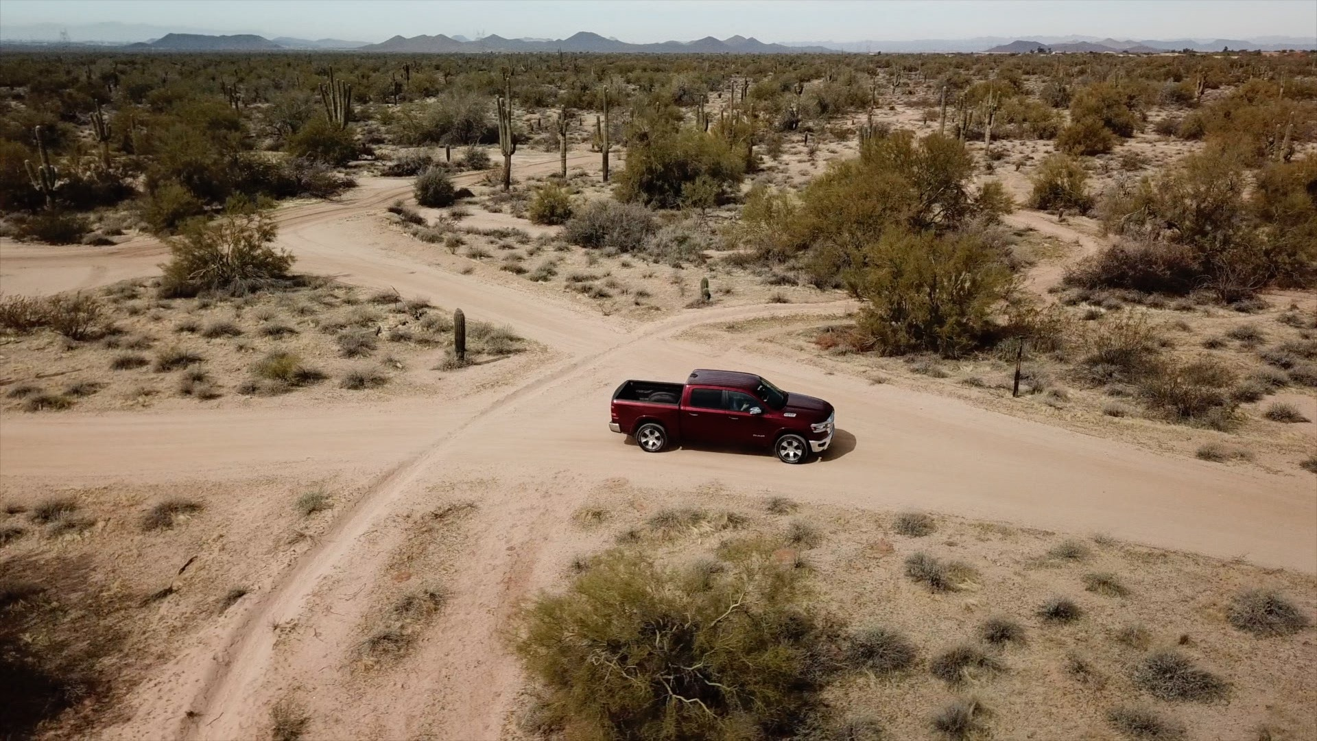The Technology of the All-New 2019 RAM 1500