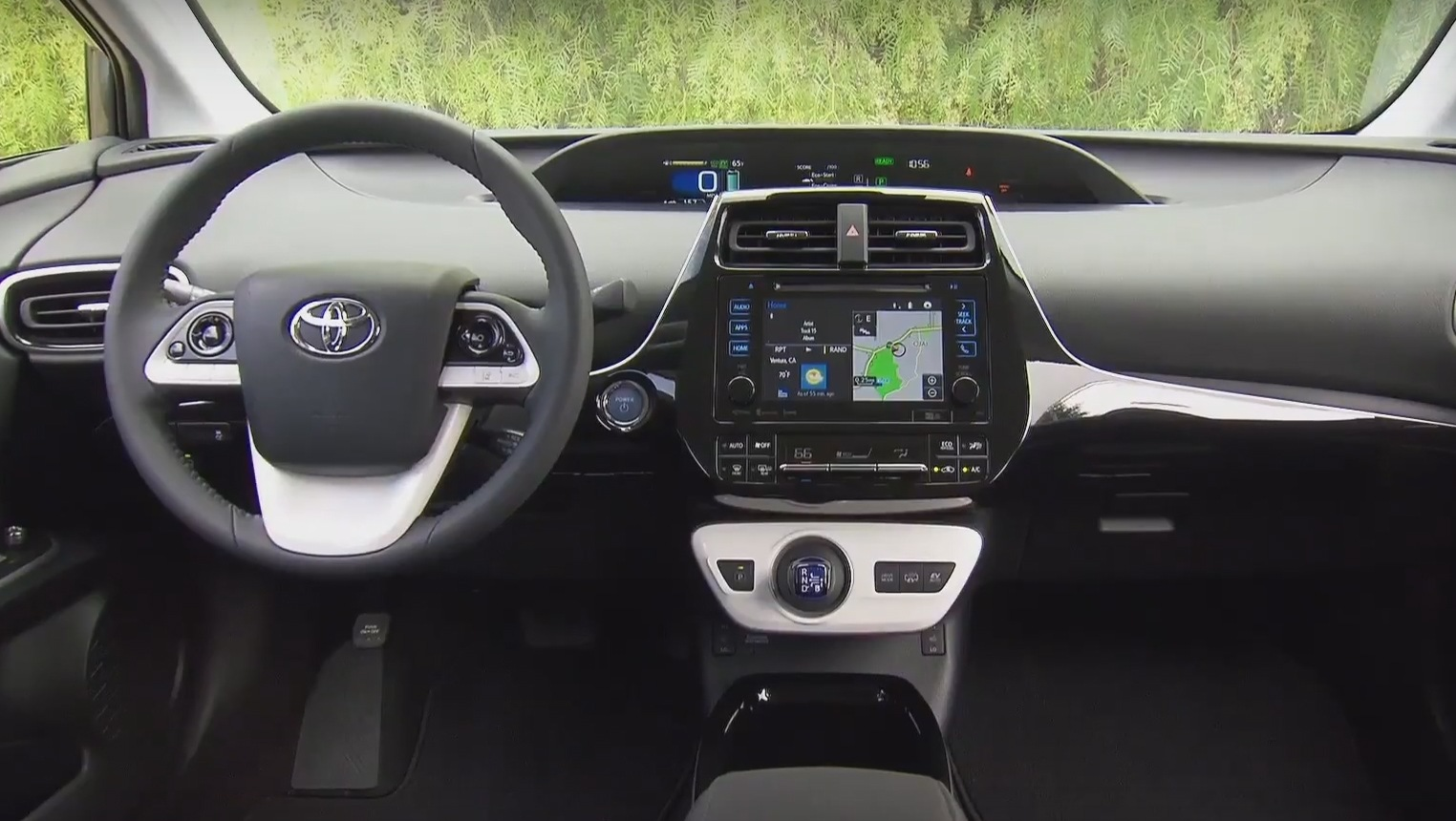 The Green Road – 2018 Toyota Prius Prime