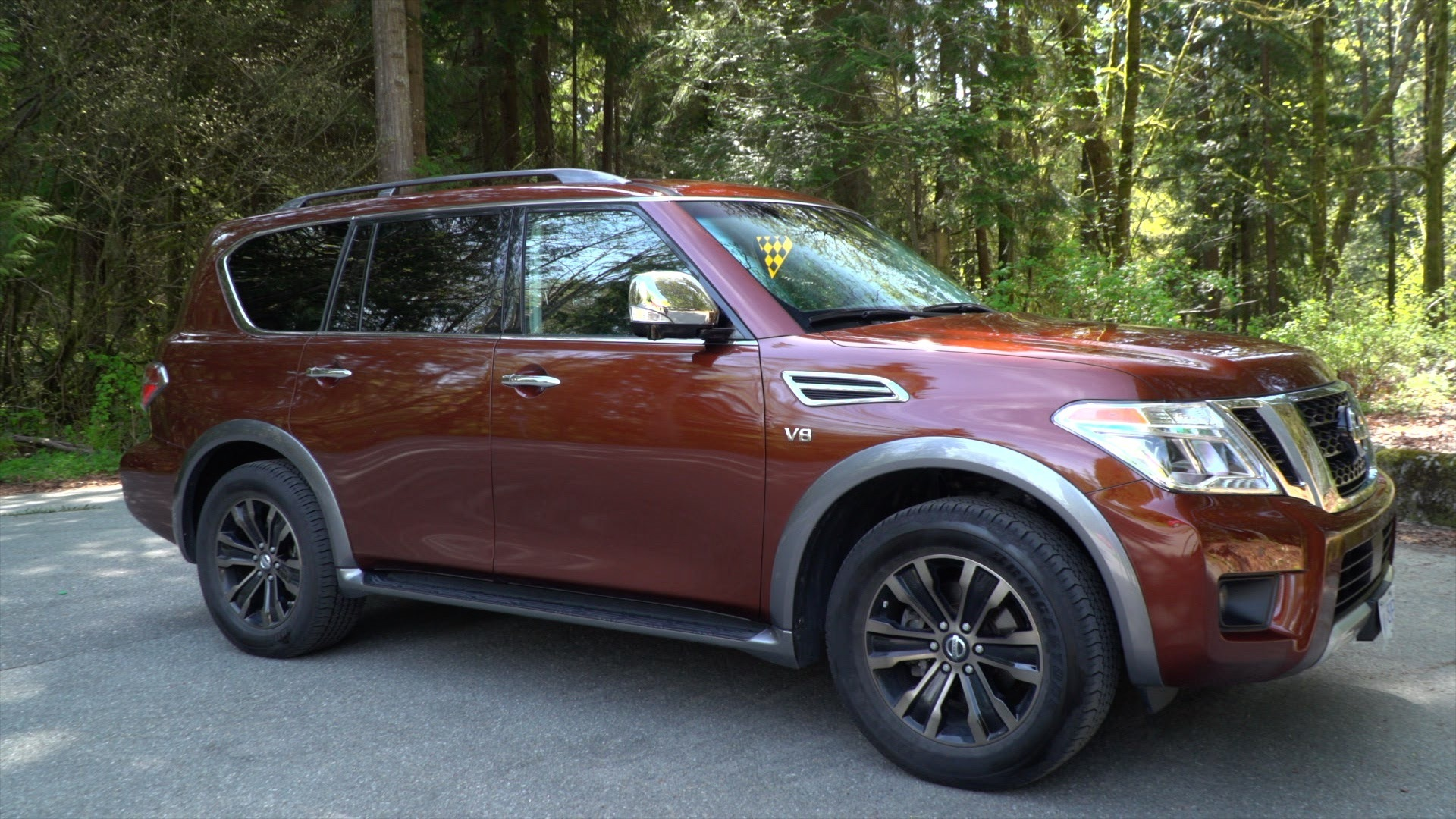 Long term review update – Nissan Armada