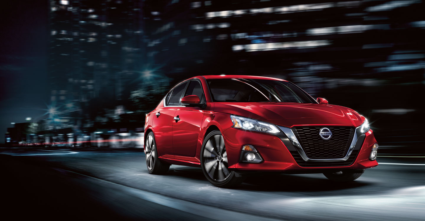 ALL-WHEEL DRIVE-2019 NISSAN ALTIMA