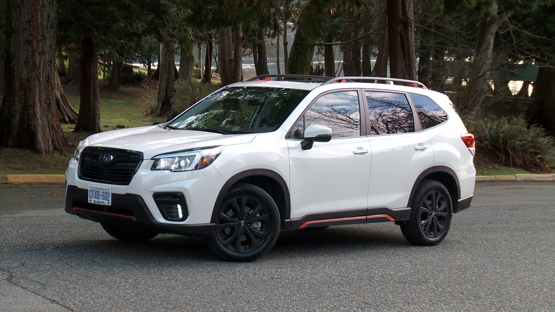 All-New 2019 Subaru Forester