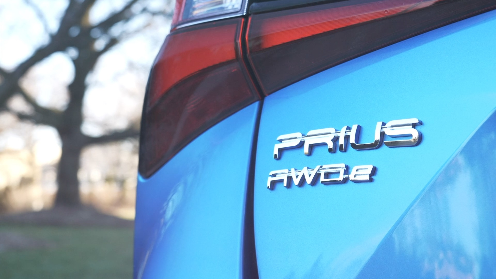 The Green Road – Toyota Prius AWD-e