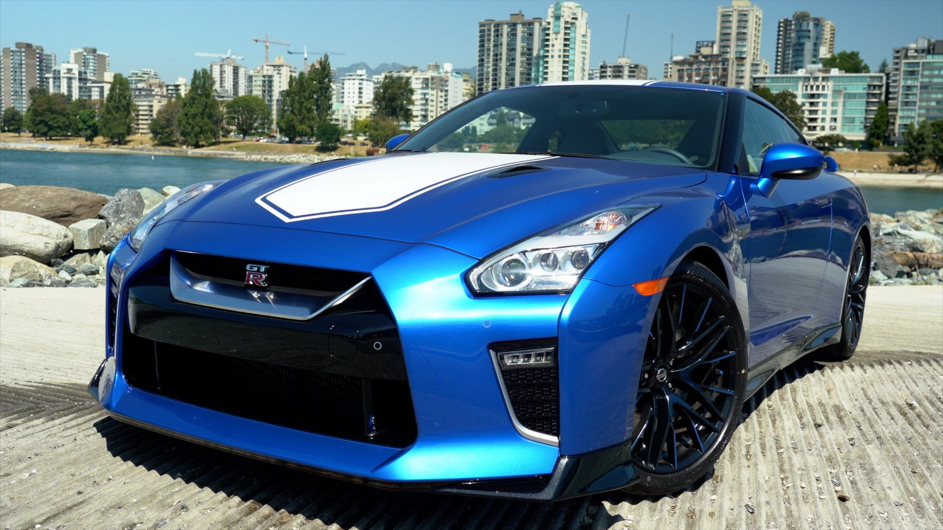 2020 Nissan GT-R50 Anniversary Edition